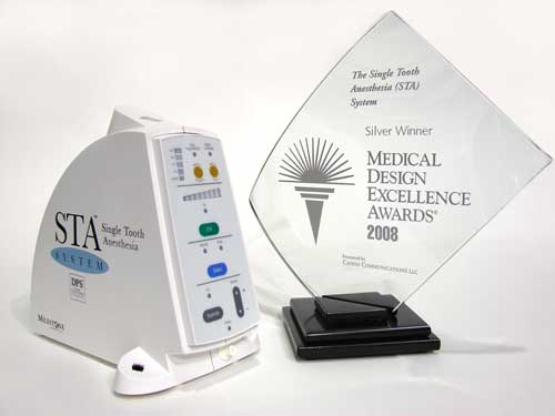 TRICOR Systems Inc. Designer of the STA System Wins 2008 Medical Design Excellence Award