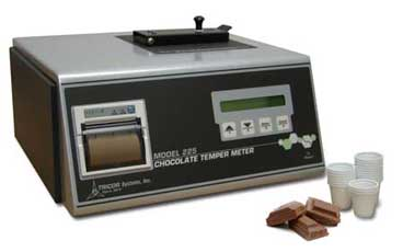 225 Chocolate Temper Meter