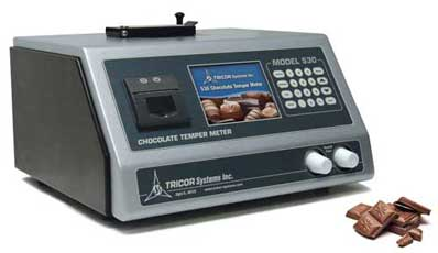 530 Chocolate Temper Meter